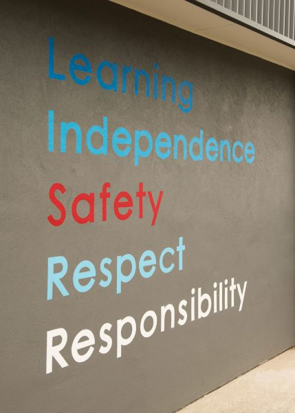 Learning, Independence, Safety, Respect, Responsibility