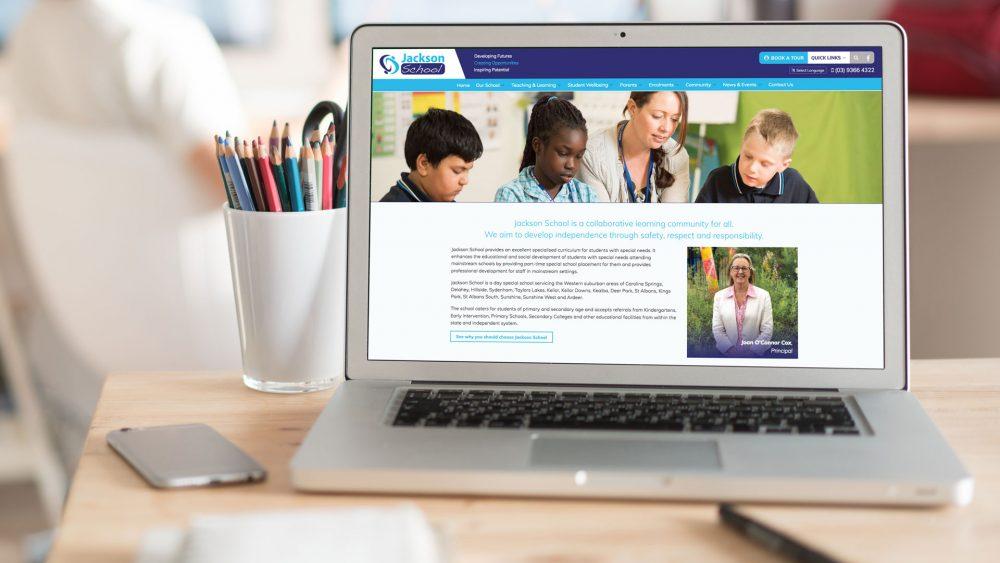 Jackson School Website